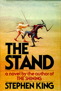 The Stand First Trade Edition Front Cover
