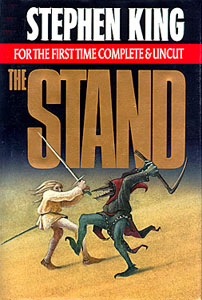 The Stand Complete and Uncut Edition Front Cover